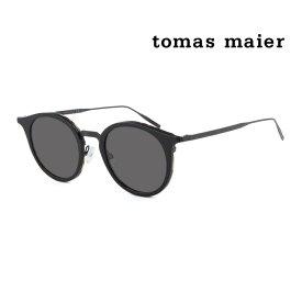 Tomas Maier トーマスマイヤー サングラス メンズ レディース UVカット 上品オシャレ 大人可愛い TM0027S 001 [並行輸入品]