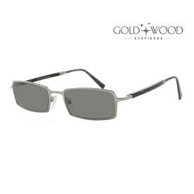 GOLD&WOOD ゴールドアンドウッド サングラス メンズ レディース UVカット 上品オシャレ 大人可愛い GW396S.9 CM4 [並行輸入品]