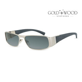 GOLD&WOOD ゴールドアンドウッド サングラス メンズ レディース UVカット 上品オシャレ 大人可愛い GW H20.4 [並行輸入品]