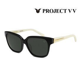 UVカット サングラス PROJECT VV プロジェクトVV アジア人向けにデザイン 男女兼用 つけ心地重視 軽量 スタイリッシュ VV1491S 730「メーカー希望小売価格21,000円」
