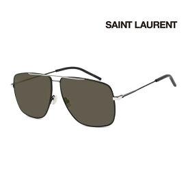 SAINT LAURENT サンローラン サングラス メンズ レディース UVカット 上品オシャレ 大人可愛い SL251 002 [並行輸入品]