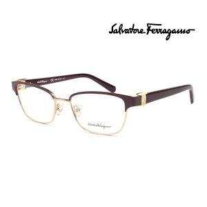 フェラガモ SALVATORE FERRAGAMO メガネフレーム メンズ レディース 上品 オシャレ 大人可愛い 伊達眼鏡 SF2148 505 [並行輸入品]