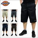ディッキーズ ショーツ Dickies (ディッキーズ) メンズ ショートパンツ ワーク ショーツ 半ズボン ハーフパンツ 大きいサイズ 42283 MULTI POCKET WORK SHORT P