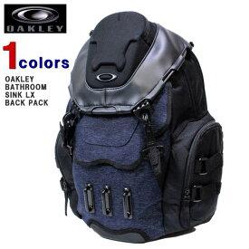 オークリー バックパック OAKLEY (オークリー) メンズ バックパック リュックサック サーフ バッグ デイバッグ BATHROOM SINK LX BACK PACK (NAVY BLUE) 921132-60B 【あす楽対応】