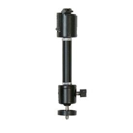 シアターハウス プロジェクターマウントブラケット ライティングレール(ダクトレール) 用 天吊金具 PMB-L100B (ブラック) 自宅/家庭用/オフィス/店舗 角度調節360° ホームシアター (ブラック)