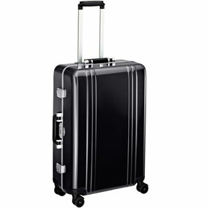 ZERO HALLIBURTON ゼロハリバートン 62L 4輪 キャリーバッグビジネスバッグ スーツケース 出張 ブラック ZRP-F2 26inch 8054401 TSAダイヤル錠 送料無料