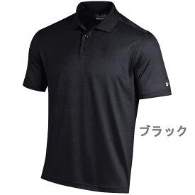 アンダーアーマー UNDER ARMOUR パフォーマンス ポロシャツ ゴルフ メンズ 男性 半袖 ヒートギア トレーニング スポーツウェア おしゃれ 大きいサイズ コーディネート 吸水速乾 トップス ゴルフウェア