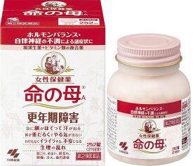 (第2類医薬品)小林製薬 女性保健薬 命の母A 252錠