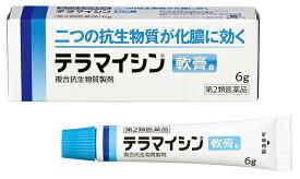 (第2類医薬品)武田コンシューマーヘルスケア テラマイシン軟膏a 6g