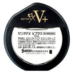 (第2類医薬品)サンテFXVプラス12ml