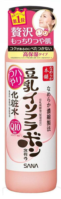 【25日10時からエントリーでポイント最大28倍】SANAサナなめらか本舗豆乳イソフラボンハリつや化粧水N200ml