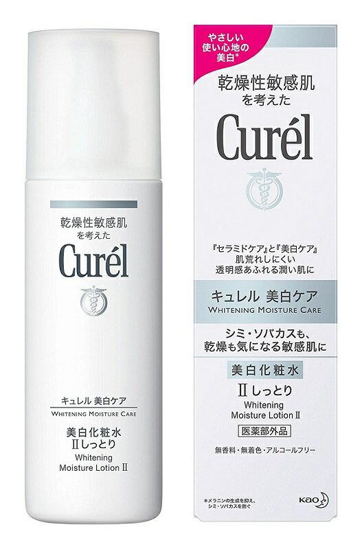 花王 Curel キュレル 美白化粧水 II しっとり 140mL