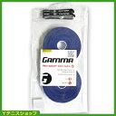 【吸汗性能UPのドライタイプ】ガンマ(GAMMA) プロラップ オーバーグリップテープ 30パック ロイヤルブルー 国内未発売【あす楽】