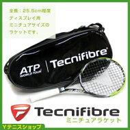 テクニファイバー(Tecnifiber)T-FLASHミニラケットラケットケースセットグリーン