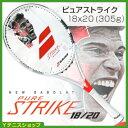 バボラ(Babolat) 2017年 ピュアストライク 18x20 (305g) 101283 (Pure Strike) ドミニク・ティエム使用モデル テニス...