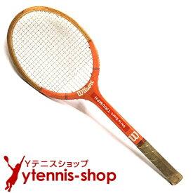 【ポイント2倍】ウイルソン(WILSON) ヴィンテージラケット クリス・エバート トリンプ テニスラケット 木製 ウッドラケット【あす楽】