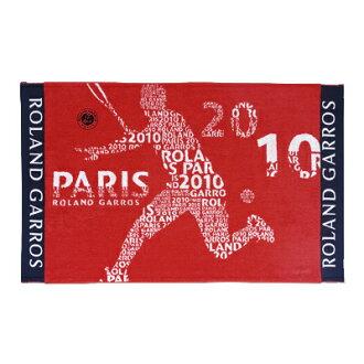 Resultado de imagem para roland garros towel 2010