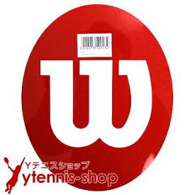 【ポイント2倍】【テニスラケットにメーカーロゴを入れる型紙】ウイルソン(wilson)ロゴステンシルシート【あす楽】