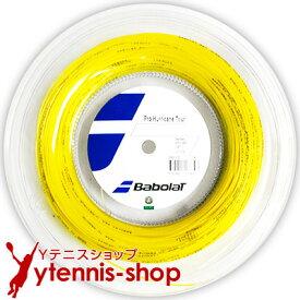 【ポイント2倍】バボラ(Babolat) RPM ハリケーン / プロハリケーンツアー 1.35mm/1.30mm/1.25mm/1.20mm 200mロール ポリエステルストリングス ラファエル・ナダル使用モデル【あす楽】
