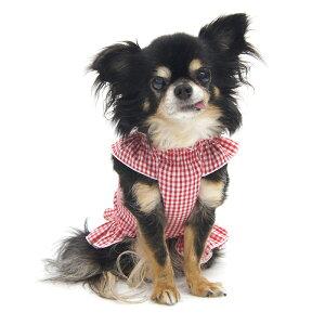スカラップスカートワンピ型紙 ばらばら印刷 大きな中型犬中型犬S〜中型犬L
