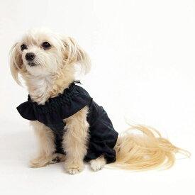シャーリングネックカボパン型紙 eco印刷 小型犬向け