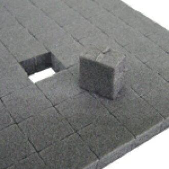 Cutting sponges 10 pieces