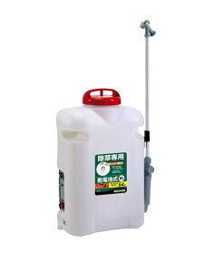 工進 KOSHIN 背負い落下式電動除草剤散布機 10L ジョウロ型 JS-10 [1個入り] 工進 KOSHIN 農業 清水用モーターポンプ 750W