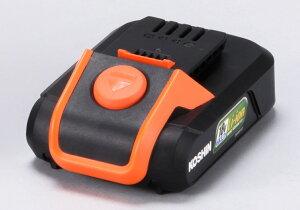工進 KOSHIN スマートシリーズ用バッテリー 18V 2.5Ah PA-380 [1個入り] #台風 対策 防災セット グッズ 地震 災害 停電 リュック