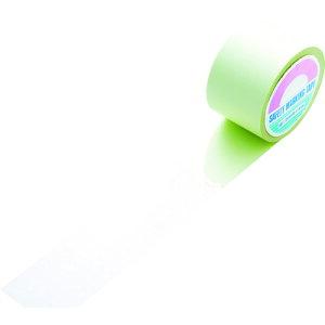 《7/19〜26 お買物マラソン 最大P28倍》TR緑十字 ガードテープ(保護用テープ) 透明タイプ 75mm幅×20m 屋内用