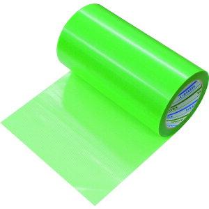 《7/19〜26 お買物マラソン 最大P28倍》TRパイオラン 塗装養生用テープ 200mm×25m グリーン