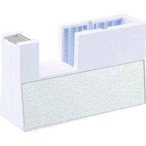 TRニチバン テープカッター直線美 小巻用 白 TCCBK5