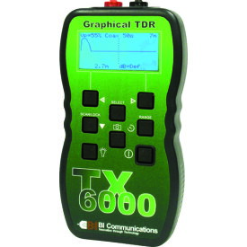 TRグッドマン TDRケーブル測長機TX6000