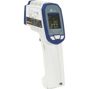 TRシンワ 放射温度計G耐衝撃デュアルレーザーポイント機能付