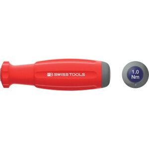 TRPBスイスツールズ 8314A−1.0 メカトルク(トルクドライバー) プリセ