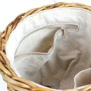 ikot/イコットロープハンドル丸型かごバッグかごバッグバッグかごレディースバックおしゃれかわいい大人小物送料無料