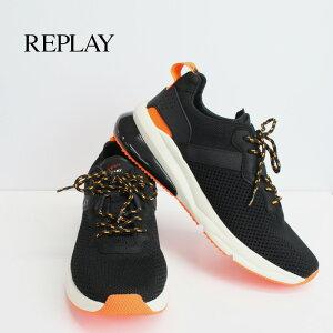 リプレイ/REPLAY 【MEN'S メンズ】 スニーカー シューズ 靴 くつ ローカット リプレイジーンズ 国内正規品 インポート ブランド 海外ブランド GMS1Q-000-C0004T
