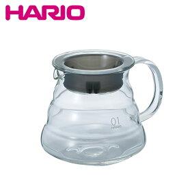 HARIO ハリオ XGS-36TB 実用容量360ml (1〜3杯用) V60レンジサーバー360クリア