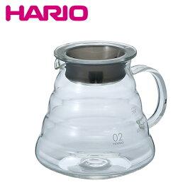 HARIO ハリオ XGS-60TB 実用容量600ml (2〜5杯用) V60レンジサーバー600クリア