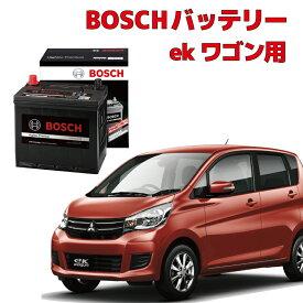 M-42 60B20L バッテリー eKワゴン対応 B11W アイドリングストップ車用 高性能 BOSCH ボッシュ HTP EXI