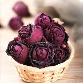 特級 雲南 墨紅玫瑰 5輪 厳選産地 美麗花茶 ブレンド茶