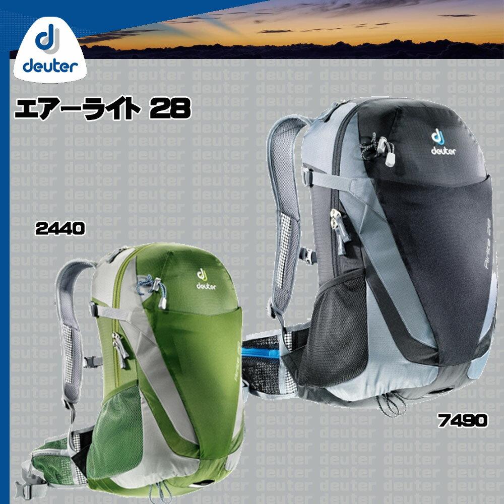 ザック バックパック 登山 登山用 ドイター DEUTER エアーライト 28D4420515 (P10)