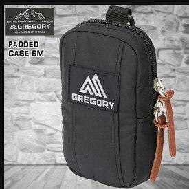 GREGORY グレゴリー PADDED CASE Sサイズ BLACK パデッドケースS ブラック /655321041 (gp20)