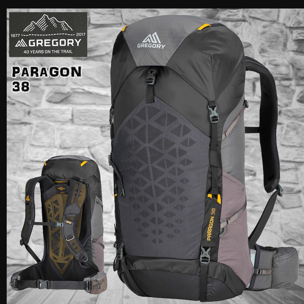 GREGORY(グレゴリー) PARAGON 38 MD/LG SUNSET GREY パラゴン38 サンセットグレー  (gp20)