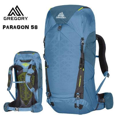 GREGORY(グレゴリー)PARAGON58MD/LGSUNSETGREYパラゴン58サンセットグレー(tp10)