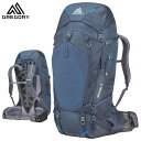 登山 リュック グレゴリー GREGORY バルトロ75 ダスクブルー BALTORO 75 Mサイズ DUSK BLUE (gp20) 日本正規代理店商品