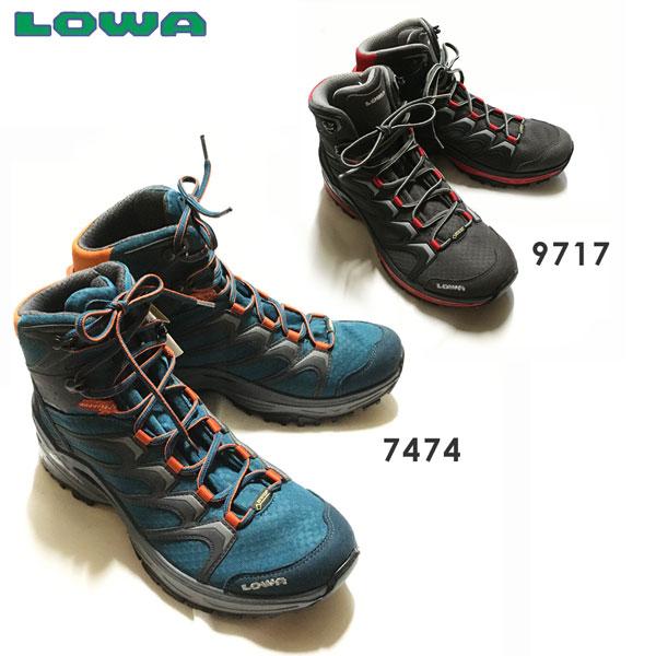 ローバー LOWA イノックス GT MID登山靴 トレッキングシューズ