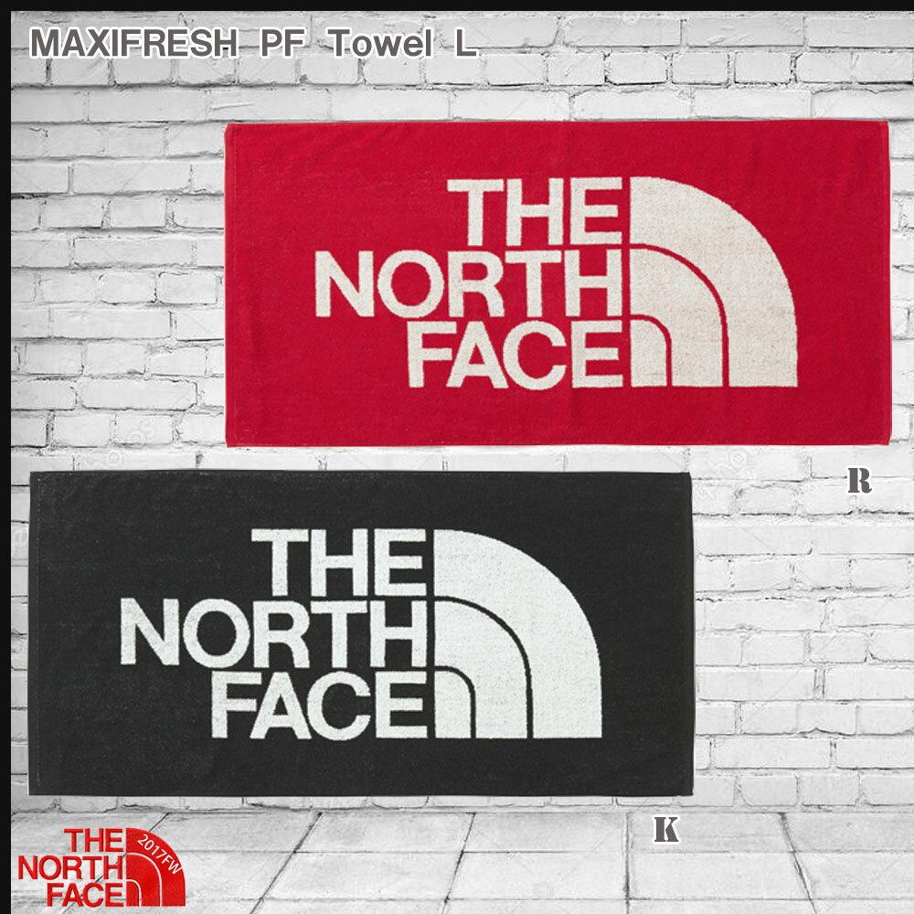 ザ・ノース・フェイス THE NORTH FACE マキシフレッシュ パフォーマンスタオルL THE NORTH FACE MXFESH PF TOWEL L (TNF_2018SS)//