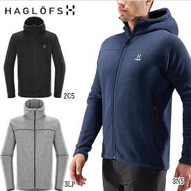 ホグロフス フリースジャケット HAGLOFS SWOOK HOOD MEN (HAGLOFS_2018FW) 日本正規代理店商品