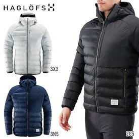 ホグロフス HAGLOFS DALA MIMIC HOOD MEN ジャケット (HAGLOFS_2018FW) 日本正規代理店商品