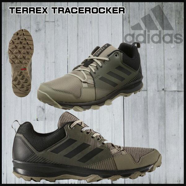 値下げ! アディダス アウトドアシューズ adidas TERREX TRACEROCKER トレイルランニング S80902 ユーティリティグレー F16/コアブラック/シンプルフ (PPDD)